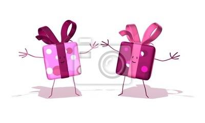 Paquets cadeau