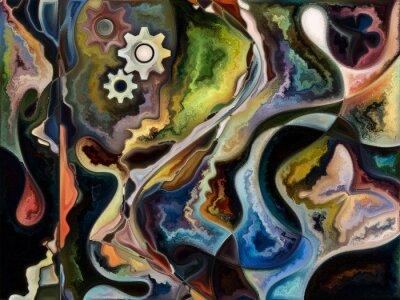 Paradigm of Living Canvas