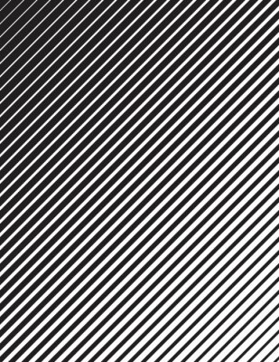 Wall mural Parallel diagonal slanting lines texture, pattern. Oblique lines
