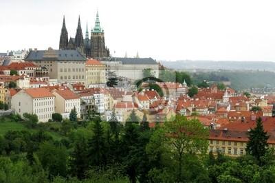 Park Prague Castle Attraction