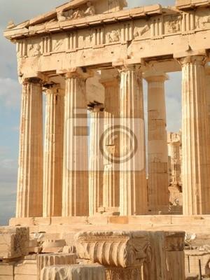 Parthenon Temple Athens Greece