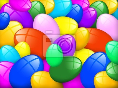 Pasqua-Paques-Easter multicolor