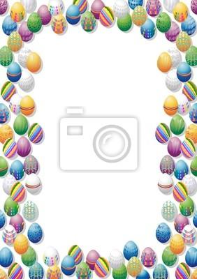 Pasqua Sfondo-Easter Eggs Background-Paques Arrière Plan-2