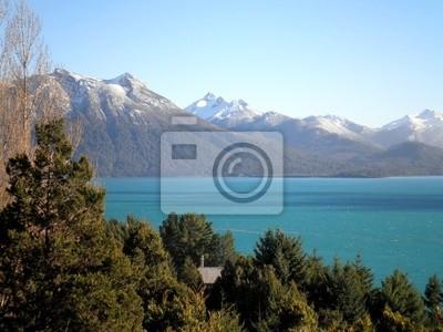 Wall mural Patagonian Landscape