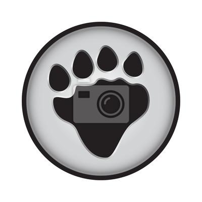paw badge