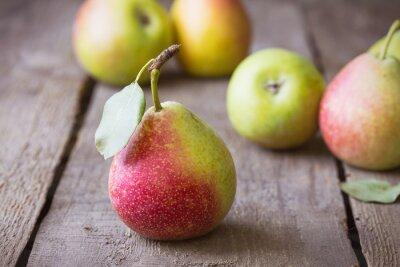 Wall mural pears