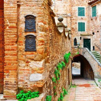 Wall mural Perugia