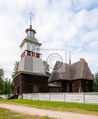 Petajavesi wooden church unesco world heritage site