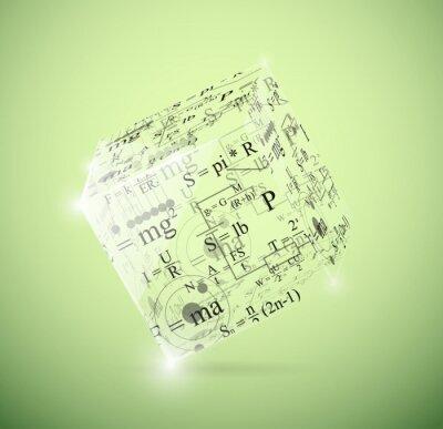 Physical cube