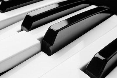 Wall mural Piano Keys