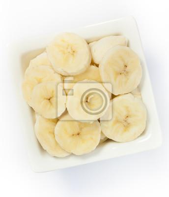 pieces of banana