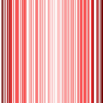 Wall mural pink stripes