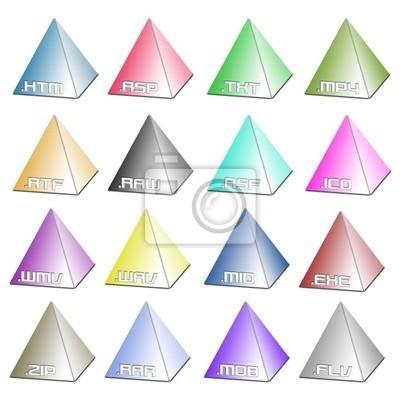 Piramidi con estensioni