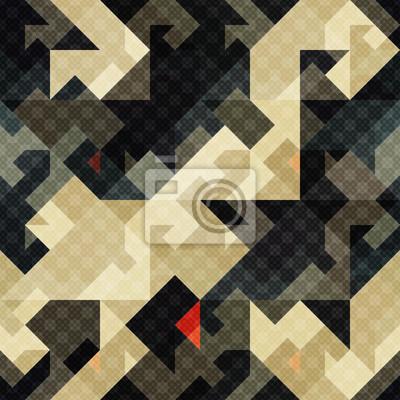 pixel seamless texture dark color