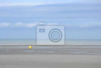 plage ciel