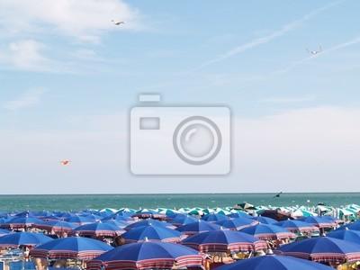 plage...les parasols