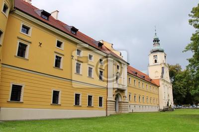 Pocysterski zespół klasztorno-pałacowy w Rudach 2