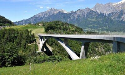 pont de la tamina