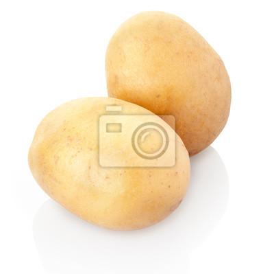 Wall mural Potatoes