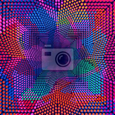 psychedelic graffiti grunge pattern texture illustration