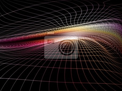 Purple Shockwave Grid