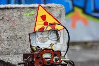 Radiometer.Soviet military equipment