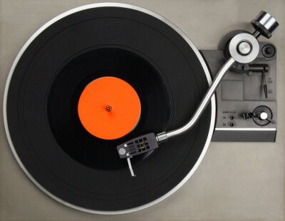 how to pack a record player for moving