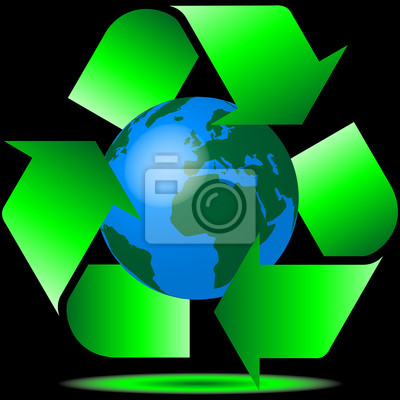recycling the planet