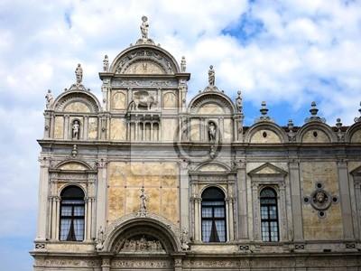 Renaissance Architecture Venice Italy