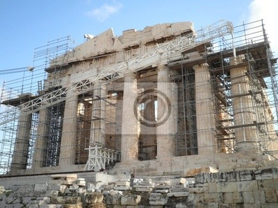 Restoration Athens Temple Renovation