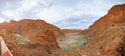 River in the Atlas