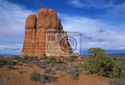 Rock in Utah