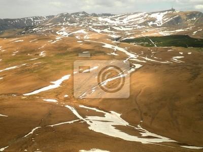 Romanian Huge Plateau
