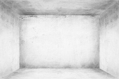 Wall mural room