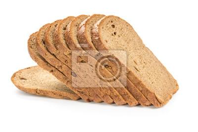 Rye bread with coriander