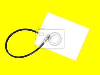 save info - yellow
