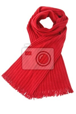 Wall mural Scarf