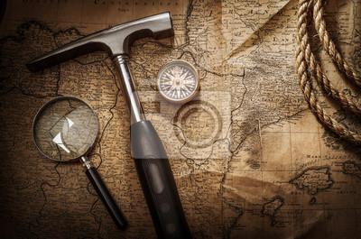 Scientific expedition background