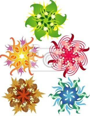 Seasonal and holiday symbols