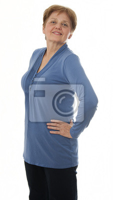 senior woman - over sixty years old