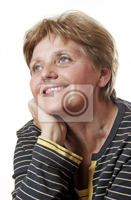 senior woman - sixty years old