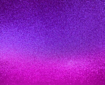 Wall mural Shiny purple and pink glitter texture background stock images. Texture of pink purple glitter shiny background. Abstract violet pink shiny background with copy space for text