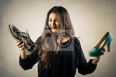 Shoes and styles