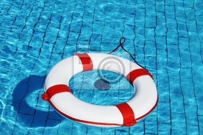 Sicherheit am Pool