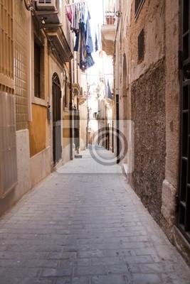 Sicily - lane Syracuse