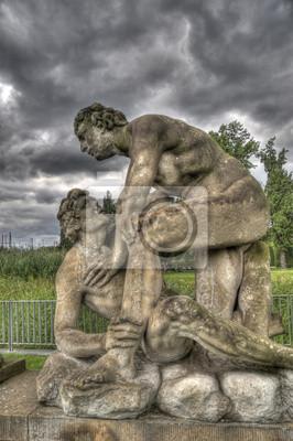 Skulptur Kollonaden Potsdam