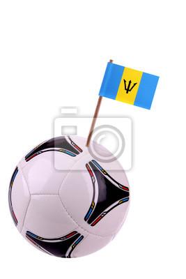 Soccerball or football in Barbados