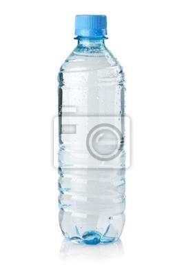 Wall mural Soda water bottle