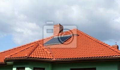 Wall mural Solar energy