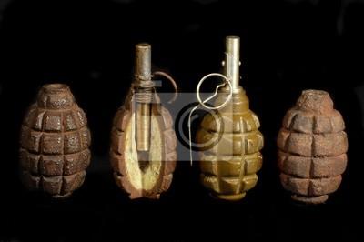 Soviet grenade of WWII